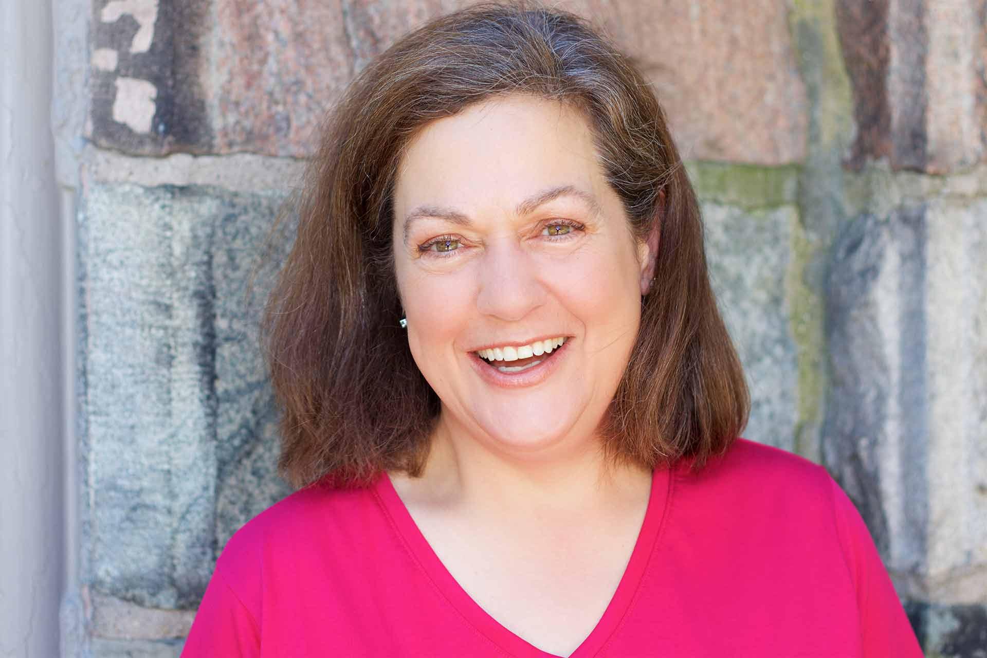 Administrator Kat Becker