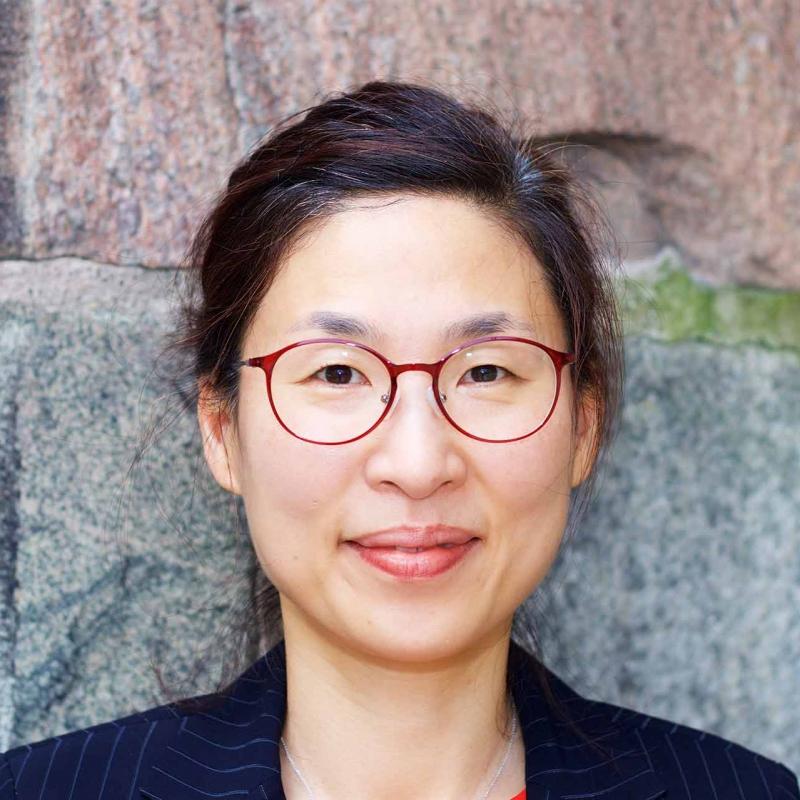 Organist Shin-Ae Chun