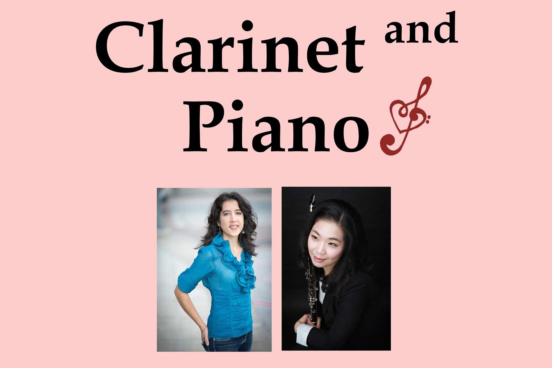 Clarinet and Piano